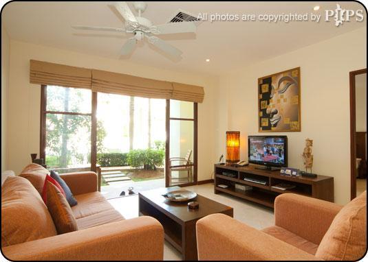 Baan Puri A03 Standard Apartment - Image 1 - Phuket - rentals