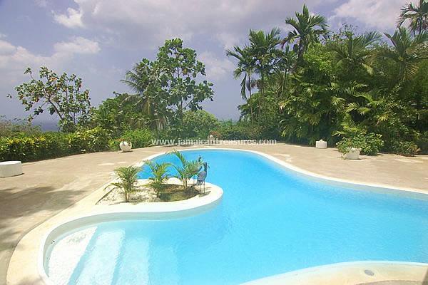 BEACH MEMBERSHIP! STAFF! ELEGANT!! Pimento Hill - Image 1 - Jamaica - rentals