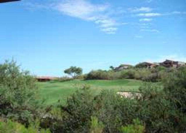 Patio view - Ventana Golf Course at Your Back Door! - Extended patio and recent upgrade!!! - Tucson - rentals