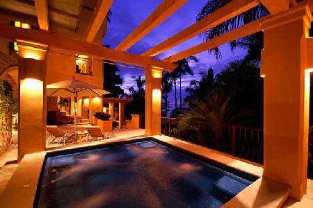 Villa Las Puertas - Cultural Decor, Outdoor Living , Full Staff to Pamper You - Image 1 - Puerto Vallarta - rentals