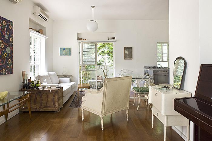 boutique garden apartment city center Neve Tzedek - Image 1 - Tel Aviv - rentals