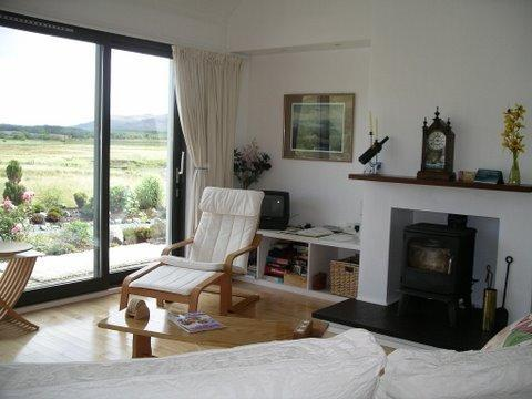 Living area - Skyehaven - Portree - rentals