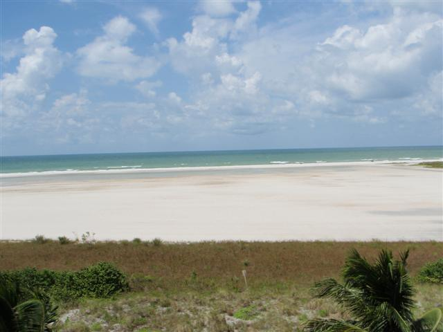 Front Balcony View - Beach Front Unit - Marco Island - Marco Island - rentals