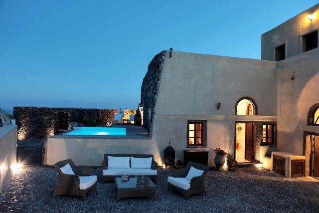 Mansion Kyani in Santorini-Early Bird Offer - Image 1 - Megalochori - rentals