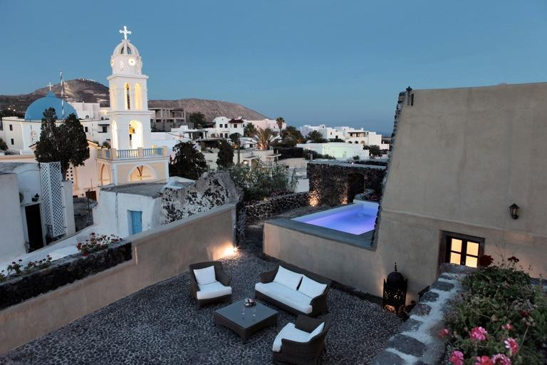 Mansion Kyani-Santorini-Pool & Car-SPECIAL OFFER - Image 1 - Santorini - rentals