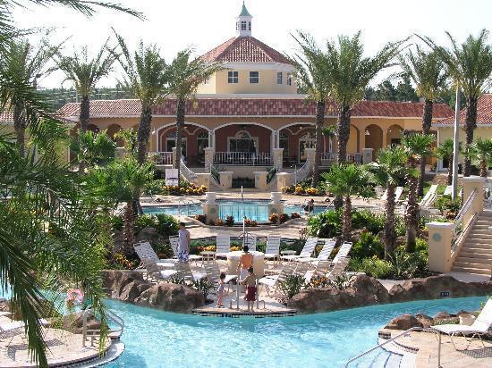 Recreation Complex - Dream Vacation @ Regal Palms Luxury Resort & Spa - Orlando - rentals