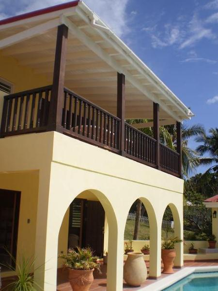 QUIET APPARTMENT next to VILLA  AT POINT BLANCHE - Image 1 - Philipsburg - rentals