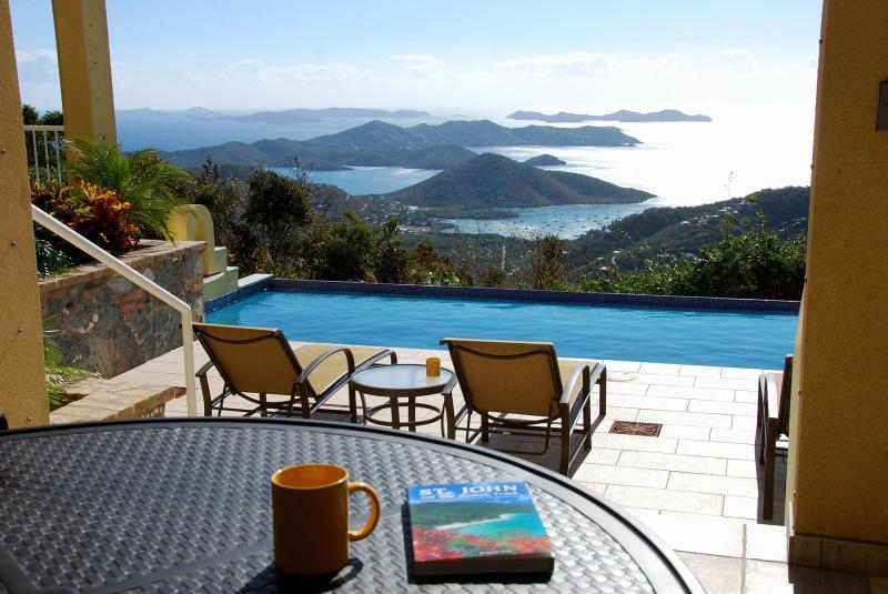 Enjoy your vacation - Bay Rum Breeze - Coral Bay - rentals
