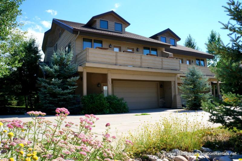 Flattops View Town Home - 4bed/3.5ba - Image 1 - Steamboat Springs - rentals