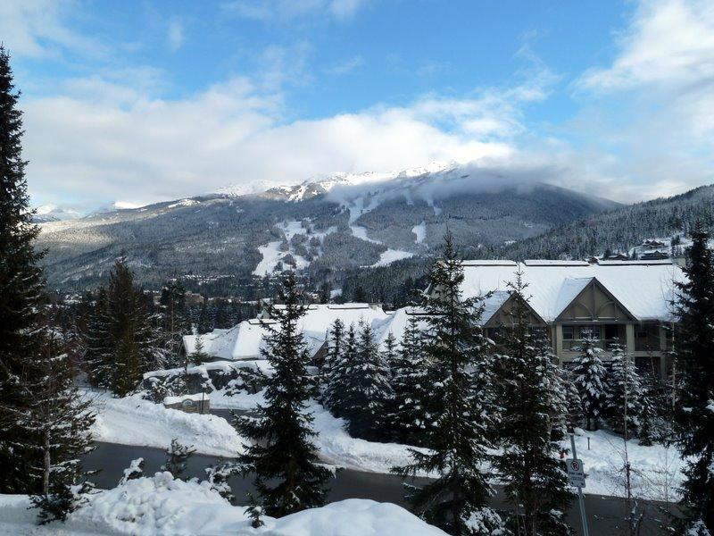 Armchair Views from every room!! - Fantastic Views from Every Room! - Whistler - rentals