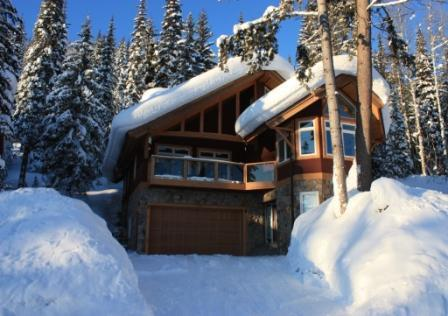 Welcome to the Grizzly Chalet - Grizzly Chalet - Golden - rentals
