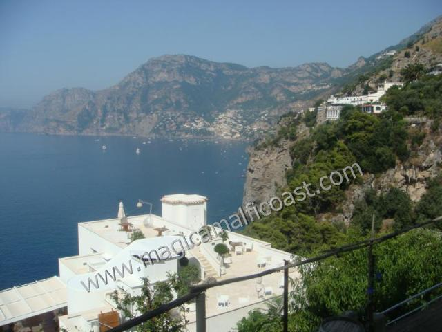 Casa Ambra - with view to Positano and Capri - Image 1 - Praiano - rentals