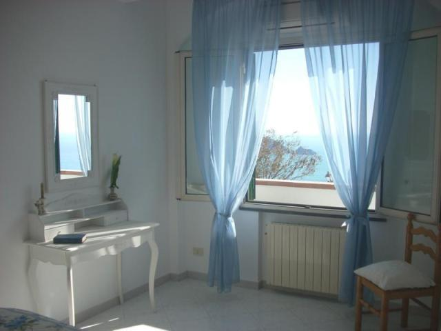 A - Casa Robby  B - with panoramic seaview- terrace, WIFI, aircondition - Praiano - rentals