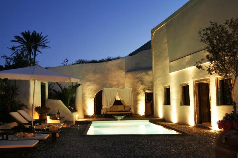 Mansion Sophia-Santorini-Private Pool & Car - Image 1 - Megalochori - rentals
