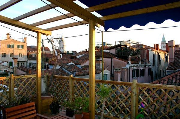 Terrace - Paganini - Venice - rentals