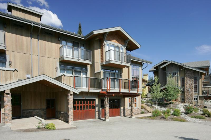 Welcome to Trapper's Landing 13 - Trappers Landing 13 - Sun Peaks - rentals