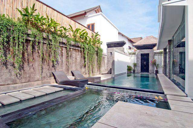 Modern Water Garden Architecture - Ultra-Modern Seminyak Villa Great for Groups 2-8 BRs! - Seminyak - rentals