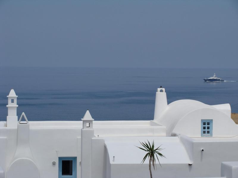Villa with beatiful sea views - Tramountana Villa, sea view, private pool &jacuzzi - Santorini - rentals