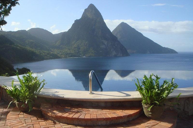Caille Blanc Villa, Sleeps 14 - Image 1 - Soufriere - rentals