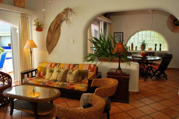Case Pepen 2 Bedroom Condo With Caribbean View. - Image 1 - Playa del Carmen - rentals