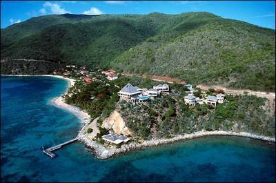 Katitche Point Greathouse - Image 1 - Virgin Gorda - rentals