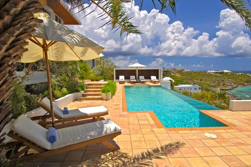 SPECIAL OFFER: Anguilla Villa 46 Luxuriate In The White Powdery Sands Of Our Deserted Beach. - Image 1 - Sandy Hill Bay - rentals