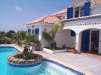 Casa Azul - Orient Beach - Image 1 - Saint Martin-Sint Maarten - rentals