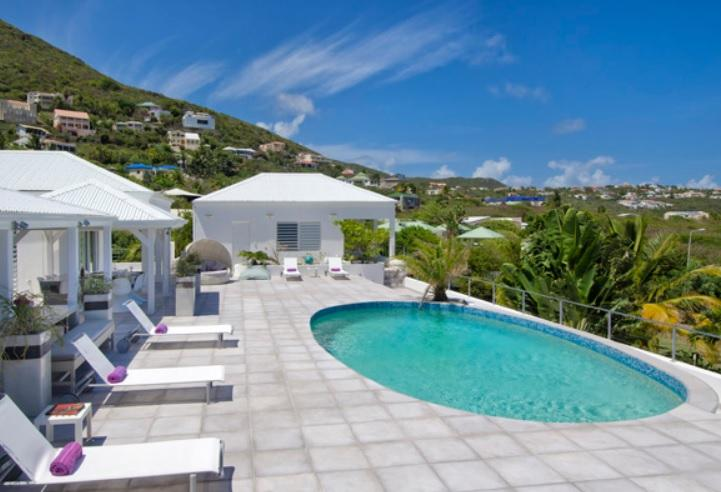 Alizee - STM - Image 1 - Guana Bay - rentals