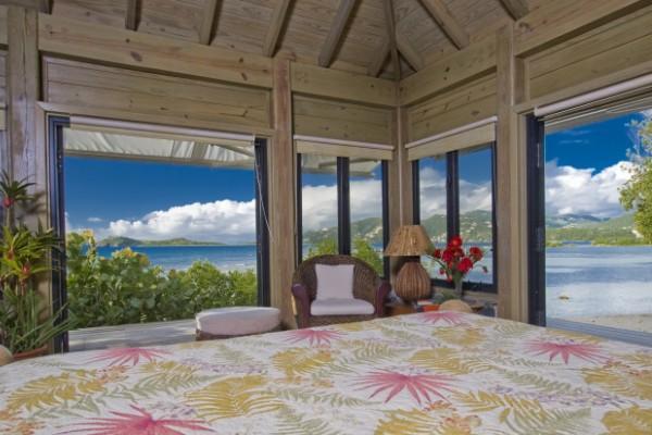- Seashell - Tortola - Beef Island - rentals