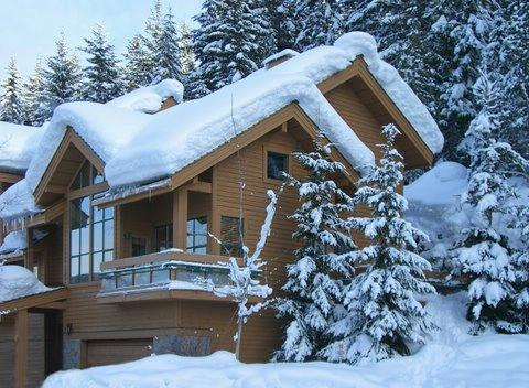Quiet setting with forest behind - Whistler Village Luxury Home - Whistler - rentals