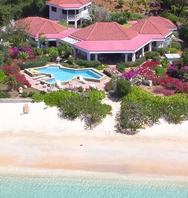 - Sand Castle - Virgin Gorda - Mahoe Bay - rentals