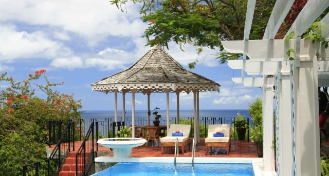 6 Bedrooms, 5 bathrooms, Fabulous views out to the Pitons. - Image 1 - Saint Lucia - rentals