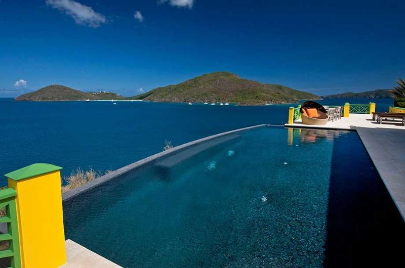 - Golden Pavilion - Tortola - rentals