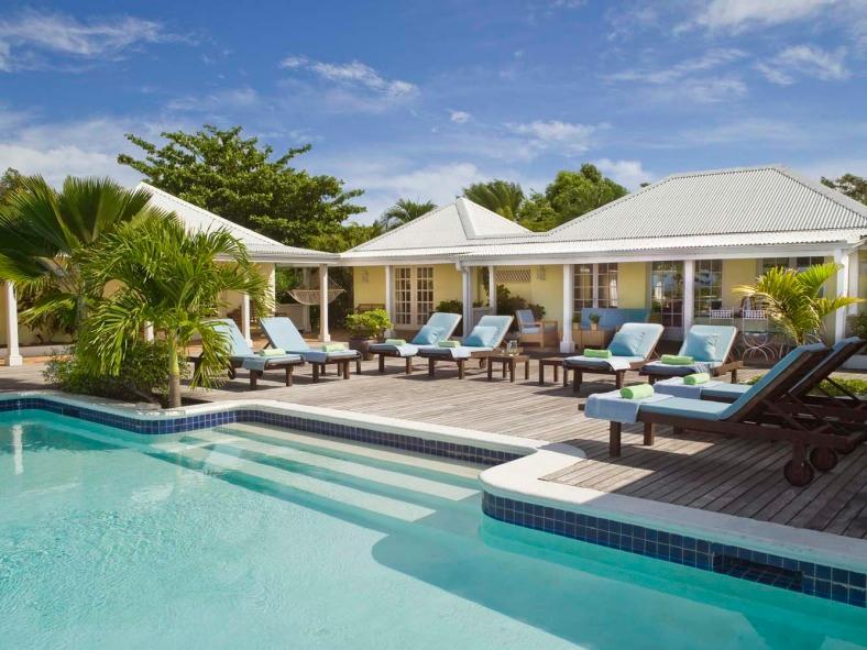 La Croisette at Terres Basses, Saint Maarten - Ocean View, Pool, Short Drive To Beach - Image 1 - Terres Basses - rentals