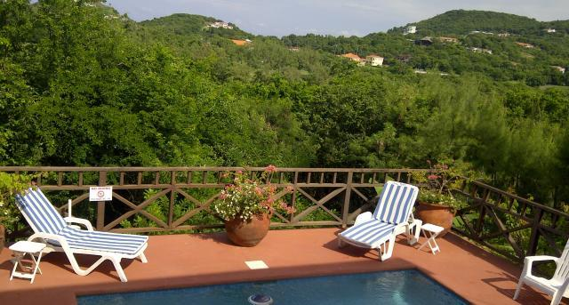 Villa Darcy - Ideal for Couples and Families, Beautiful Pool and Beach - Image 1 - Cap Estate - rentals
