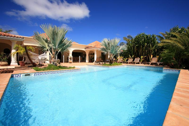 Casa del Sol - Orient Beach - Image 1 - Hillside - rentals