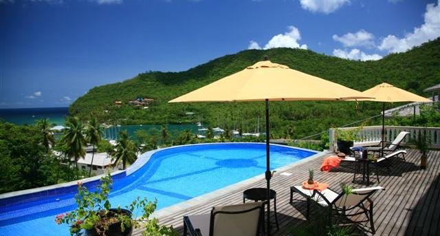 Ashiana Villa - Beautiful 5 bedroom, 5 bathroom villa in Marigot Bay. - Image 1 - Saint Lucia - rentals