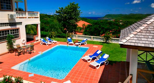 - Villa Decaj - Gros Islet - rentals