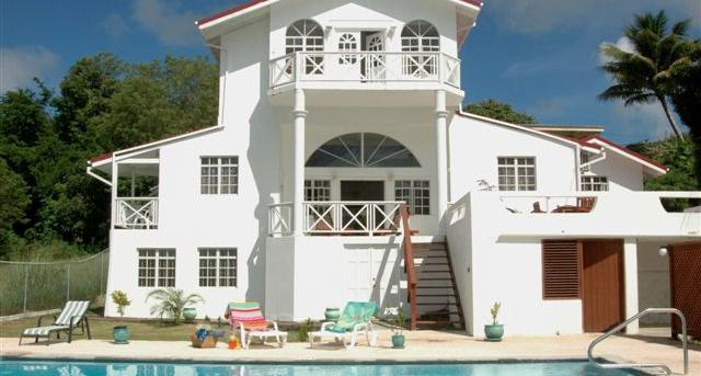 Comfortable villa situated in the residential area of Marisule - Image 1 - Saint Lucia - rentals