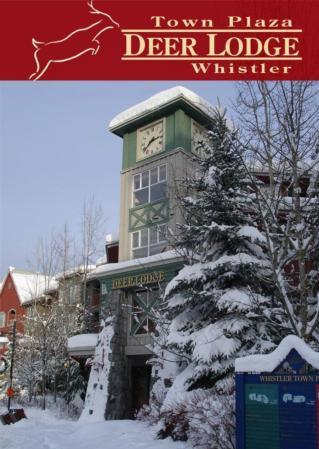 Deer Lodge, Town Plaza, Whistler - Whistler, BC., Deer Lodge, Town Plaza - Whistler - rentals
