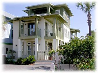 Casa Verde - 5 Bedroom House - Steps to the Beach! - Image 1 - Rosemary Beach - rentals