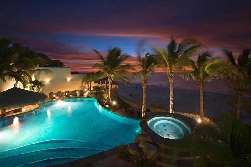 Sunrise - Beachfront Villa - San Jose Del Cabo - rentals