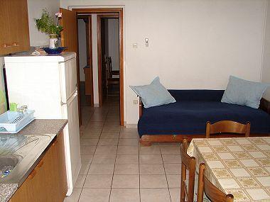 A1(4+1): living room - 02804VIS  A1(4+1) - Vis - Vis - rentals