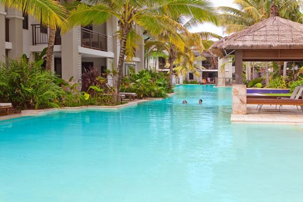 Award Winning Lagoon Style Swimming Pools - Private Apartments within Sea Temple Port Douglas - Port Douglas - rentals