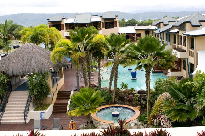Resort style swimming pool - 1Bedroom Apartment Heritage Port Douglas - Port Douglas - rentals