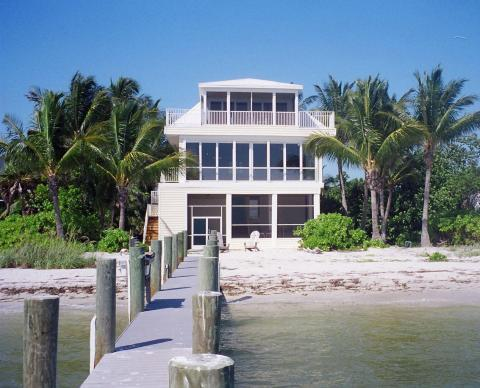 Seawatch on the Beach - Image 1 - Captiva Island - rentals