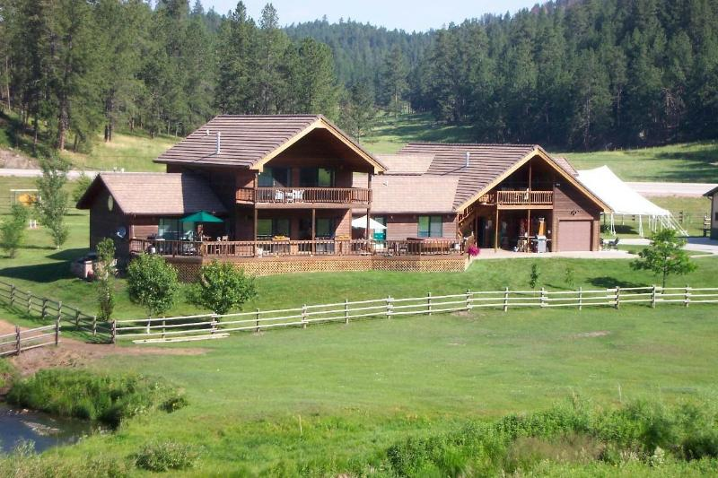 Picture of the Double Diamond Ranch....Main Headquarters - Double Diamond Ranch - Hill City - rentals
