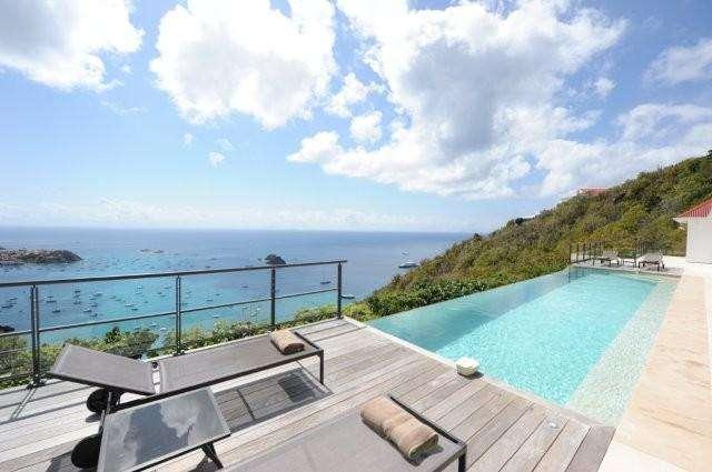 Luxury 4 bedroom Colombier villa. Privacy! Spacious! Views! - Image 1 - Anse des Flamands - rentals