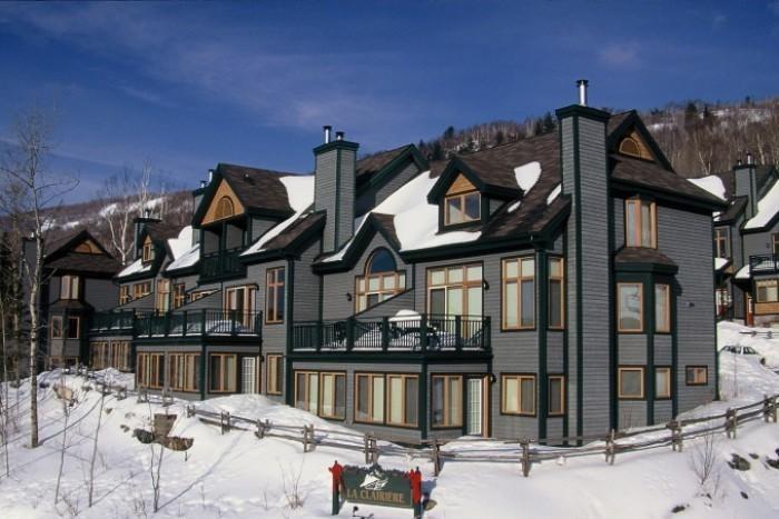 La Clairiere Unit 403 - Image 1 - Mont Tremblant - rentals