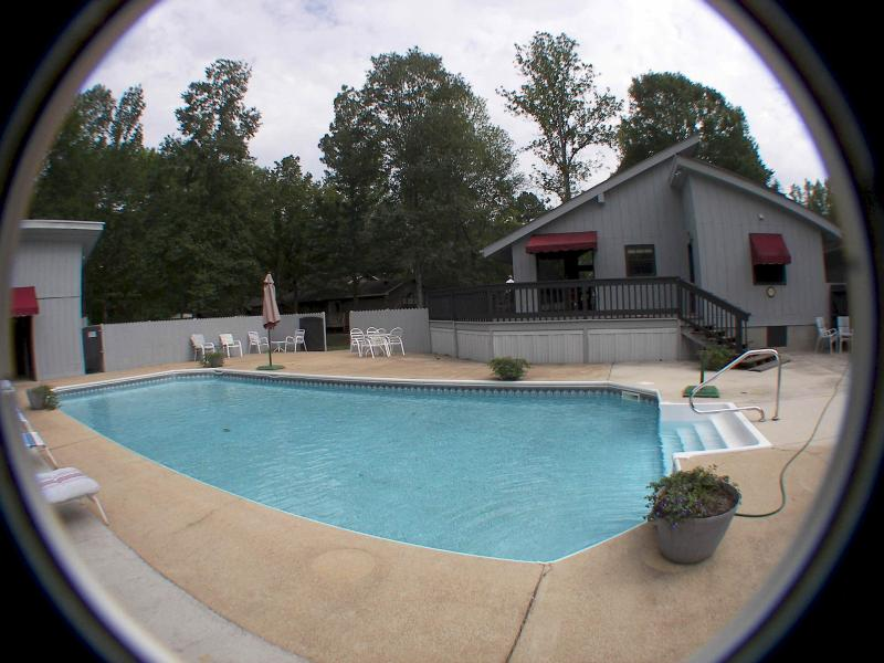 Let go swimming - Mtn's Edge  Fireplace Private Pool tanning bed - Chattanooga - rentals